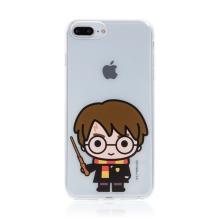 Kryt Harry Potter pro Apple iPhone 6 Plus / 6S Plus - gumový - Harry Potter - průhledný