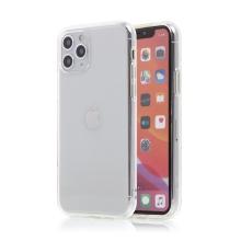 Kryt SWISSTEN Clear Jelly pro Apple iPhone 11 Pro Max - gumový - průhledný