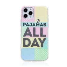 Kryt pro Apple iPhone 11 Pro Max - gumový - Snoopy v pyžamu