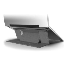 """Stojánek / podložka pro Apple MacBook (velikosti 11 - 16"""") - ultratenký - šedý"""