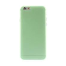 Ultra tenký plastový kryt pro Apple iPhone 6 (tl. 0,3mm) - matný - zelený