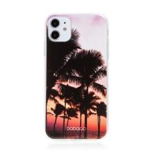 Kryt BABACO pro Apple iPhone 11 - gumový - paradise