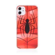 Kryt MARVEL pro Apple iPhone 11 - gumový - pavouk