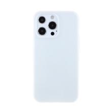 Kryt pro Apple iPhone 13 Pro Max - gumový - průhledný - matný