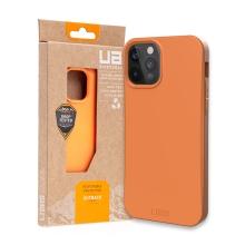 Kryt UAG Outback pro Apple iPhone 12 / 12 Pro - kompostovatelný kryt - oranžový