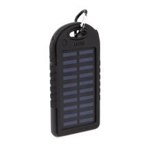 Solární externí baterie / power bank FOREVER STB-200 - 5000 mAh - černá