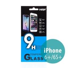 Tvrzené sklo (Tempered Glass) pro Apple iPhone 6 Plus / 6S Plus - na přední stranu - 0,33mm