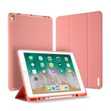 "Pouzdro DUX DUCIS Domo pro Apple iPad Pro 12,9"" (2017) - stojánek - růžové"