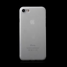 Kryt / obal pro Apple iPhone 7 / 8 / SE (2020) - ochrana čočky - ultratenký - plastový - matný - bílý