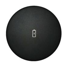 Bezdrátová nabíječka / nabíjecí podložka XO WX-012 Qi - černá