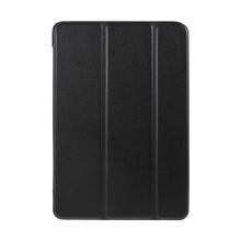 Pouzdro pro Apple iPad mini 1 / 2 / 3 - stojánek + chytré uspání - umělá kůže - černé