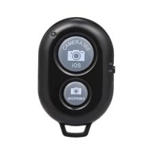 Dálková spoušť Bluetooth pro Apple iPhone a další zařízení - plastová - černá