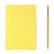 Ochranné pouzdro se Smart Cover pro Apple iPad Air 1.gen. (Smart Case) - žluté