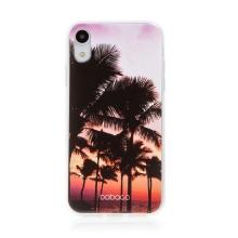 Kryt BABACO pro Apple iPhone Xr - gumový - paradise