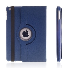 Pouzdro pro Apple iPad Air 1.gen. - 360° otočný držák / stojánek - modré