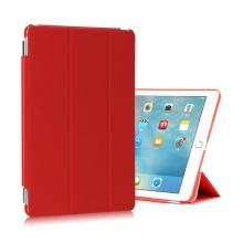 Pouzdro + odnímatelný Smart Cover pro Apple iPad Pro 9,7 - červené