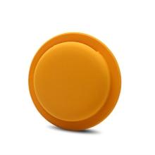 Kryt / obal pro Apple AirTag - nalepovací - silikonový - oranžový
