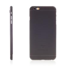 Kryt pro Apple iPhone 6 Plus / 6S Plus plastový tenký ochrana čočky černý