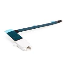 Flex kabel s audio jack konektorem pro Apple iPad Pro 9,7 (Wifi verze) - bílý - kvalita A+