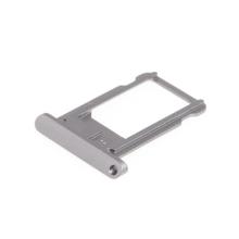 Rámeček / šuplík na Nano SIM pro Apple iPad Air 2 - šedý Space Gray - kvalita A+