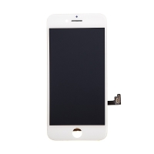 LCD panel + dotykové sklo (touch screen digitizér) pro Apple iPhone 8 - bílý - kvalita A