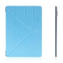 Pouzdro pro Apple iPad Pro 9,7 - variabilní stojánek a funkce chytrého uspání - modré