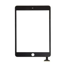 Dotykové sklo (touch screen) pro Apple iPad mini 3 bez IC konektoru - černé - kvalita A