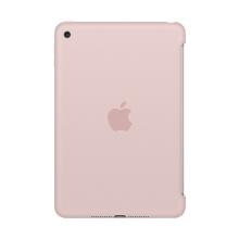 Originální kryt pro Apple iPad mini 4 - výřez pro Smart Cover - silikonový - pískově růžový