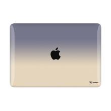 Obal / kryt BASEUS pro MacBook 12 Retina - plastový tenký - modrý