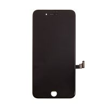 LCD panel + dotykové sklo (touch screen digitizér) pro Apple iPhone 7 Plus - černý - kvalita A