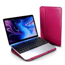 """Pouzdro DUX DUCIS pro Apple MacBook Pro / Air 13"""" - umělá kůže -  růžové"""