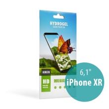 Ochranná Hydrogel fólie pro Apple iPhone Xr - čirá