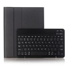 """Klávesnice Bluetooth odnímatelná + kryt / pouzdro pro Apple iPad 10,2"""" - černá"""