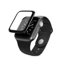 Tvrzené sklo (Tempered Glass) WIWU pro Apple Watch 40mm Series 4 / 5 / 6 / SE- 3D okraj - sada 2 kusů