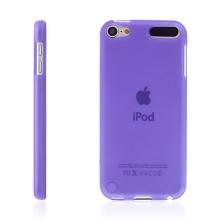 Kryt pro Apple iPod touch 5. / 6. / 7. gen. gumový fialový