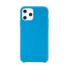 Kryt pro Apple iPhone 11 Pro Max - gumový - příjemný na dotek - modrý