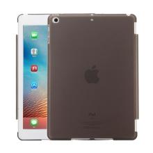 Kryt / obal pro Apple iPad Air1.gen / 9,7 (2017-2018) - plastový - matný - černý