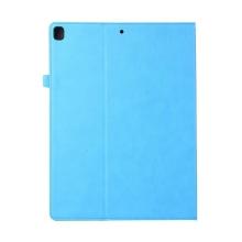 Pouzdro pro Apple iPad Pro 12,9 / 12,9 (2017) - prostor pro platební karty + stojánek - modré