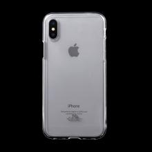 Kryt MERCURY Jelly Case pro Apple iPhone X - gumový - průhledný