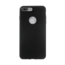 Kryt pro Apple iPhone 7 Plus / 8 Plus - ultratenký - gumový - černý