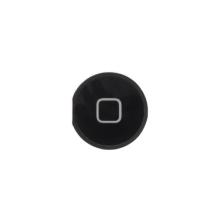 Tlačítko Home Button pro Apple iPad 3. / 4.gen. - černé - kvalita A+