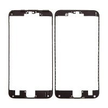 Plastový fixační rámeček pro přední panel (touch screen) Apple iPhone 6S Plus - černý - kvalita A
