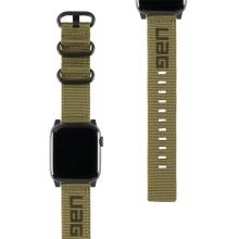 Řemínek UAG Nato pro Apple Watch 44mm Series 4 / 5 / 6 / SE / 42mm 1 / 2 / 3 - nylonový - olivově zelený