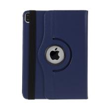 """Pouzdro pro Apple iPad Pro 11"""" (2018 / 2020) / Air 4 - 360° otočný - stojánek - tmavě modré"""