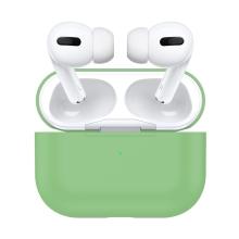 Pouzdro pro Apple AirPods Pro - silikonové - zelené