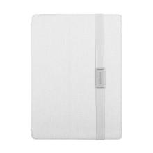 Pouzdro MOMAX pro Apple iPad Pro 12,9 / 12,9 (2017) - funkce chytrého uspání + stojánek - béžové