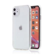 Kryt SWISSTEN Clear Jelly pro Apple iPhone 11 - gumový - průhledný