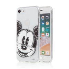 Kryt pro Apple iPhone 6 / 6S / 7 / 8 - Mickey - gumový