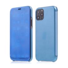 Pouzdro pro Apple iPhone 11 - průsvitné - plastové - modré