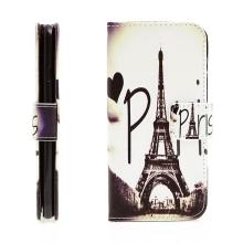Pouzdro pro Apple iPhone 7 / 8 - stojánek / prostor pro doklady - Paris